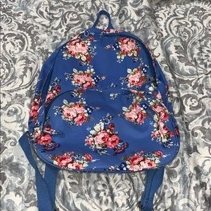 Light Blue Mossimo Backpack